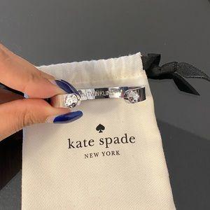 Kate spade adjustable bangle